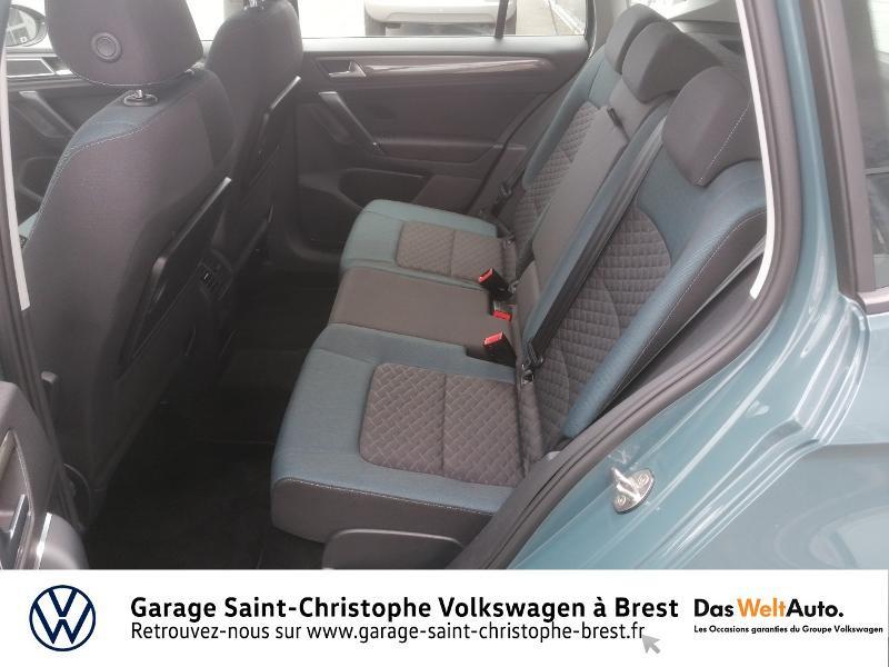 Volkswagen Golf Sportsvan 1.5 TSI EVO 150ch BlueMotion Technology IQ.Drive DSG7 Euro6d Bleu occasion à Brest - photo n°11