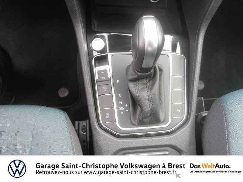 Volkswagen Golf Sportsvan 1.5 TSI EVO 150ch BlueMotion Technology IQ.Drive DSG7 Euro6d Bleu occasion à Brest - photo n°10