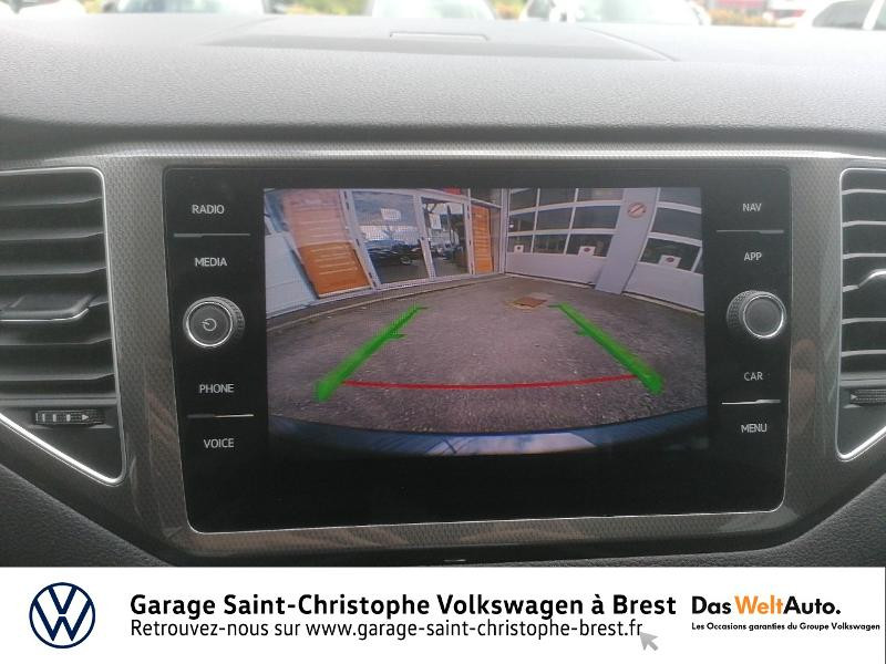 Volkswagen Golf Sportsvan 1.5 TSI EVO 150ch BlueMotion Technology IQ.Drive DSG7 Euro6d Bleu occasion à Brest - photo n°17