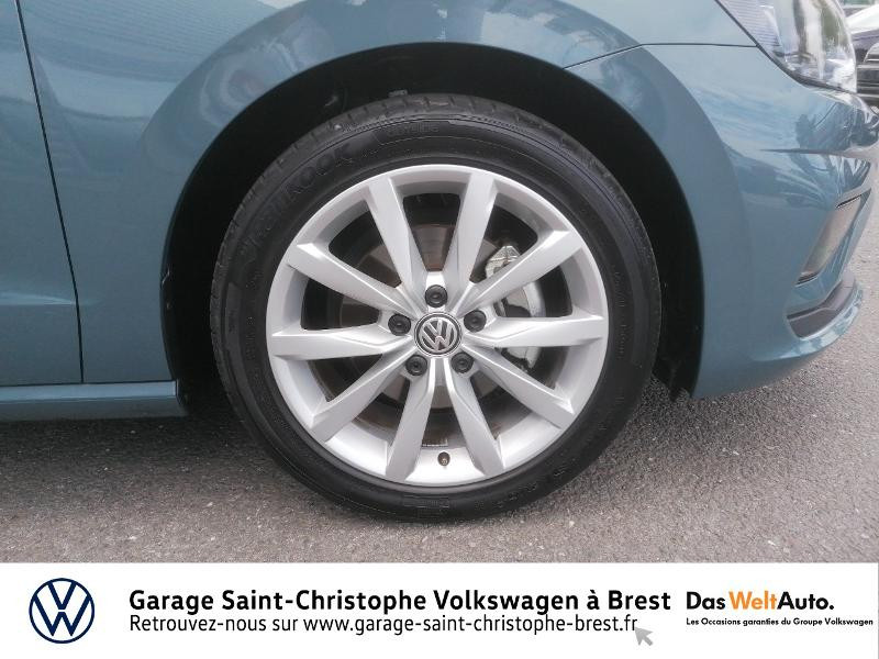 Volkswagen Golf Sportsvan 1.5 TSI EVO 150ch BlueMotion Technology IQ.Drive DSG7 Euro6d Bleu occasion à Brest - photo n°13