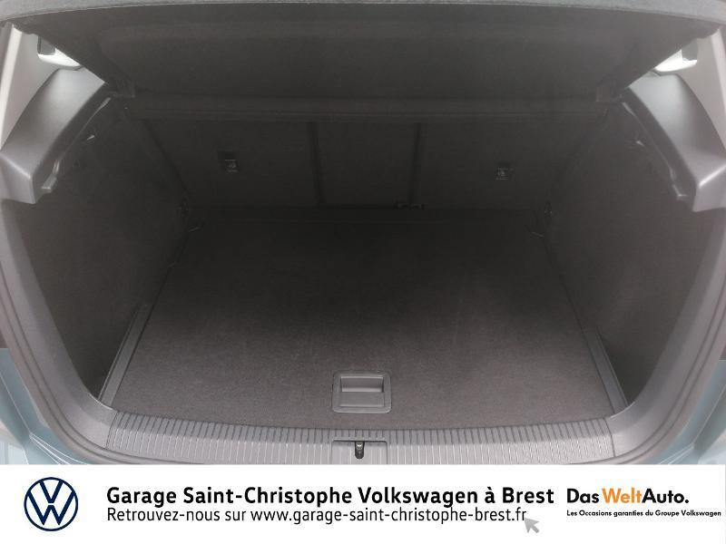Volkswagen Golf Sportsvan 1.5 TSI EVO 150ch BlueMotion Technology IQ.Drive DSG7 Euro6d Bleu occasion à Brest - photo n°12