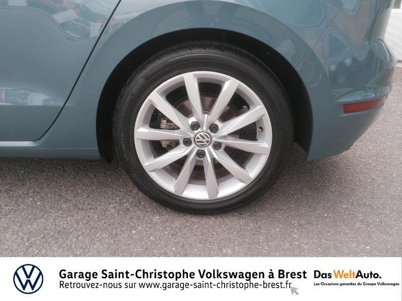 Volkswagen Golf Sportsvan 1.5 TSI EVO 150ch BlueMotion Technology IQ.Drive DSG7 Euro6d Bleu occasion à Brest - photo n°15