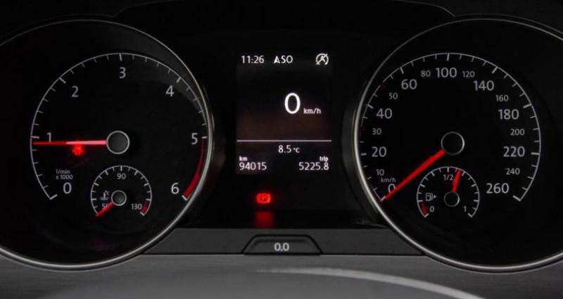Volkswagen Golf Sportsvan 1.6 TDI 110 BLUEMOTION TECHNOLOGY ALLSTAR Gris occasion à Chambourcy - photo n°5