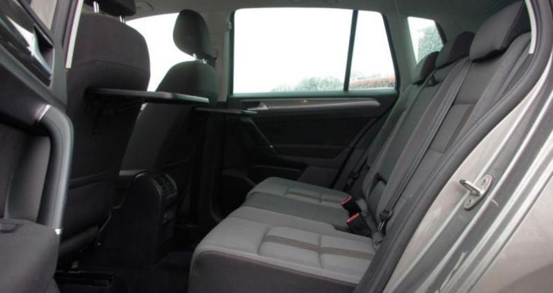 Volkswagen Golf Sportsvan 1.6 TDI 110 BLUEMOTION TECHNOLOGY ALLSTAR Gris occasion à Chambourcy - photo n°4