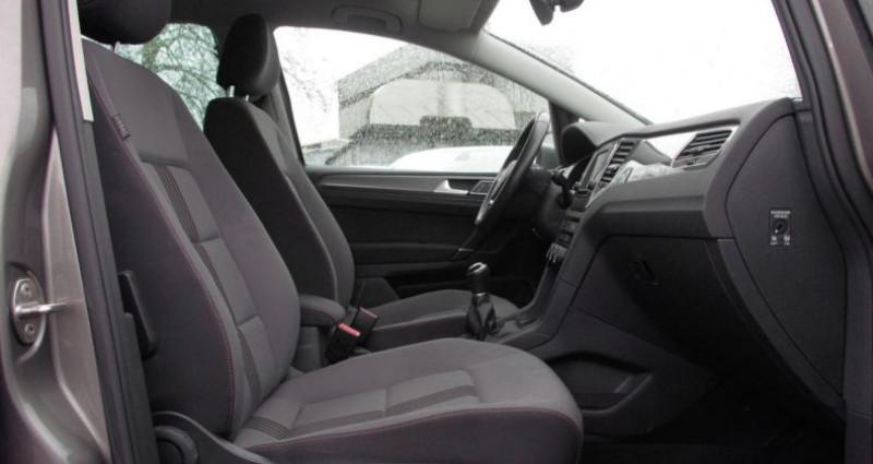 Volkswagen Golf Sportsvan 1.6 TDI 110 BLUEMOTION TECHNOLOGY ALLSTAR Gris occasion à Chambourcy - photo n°3