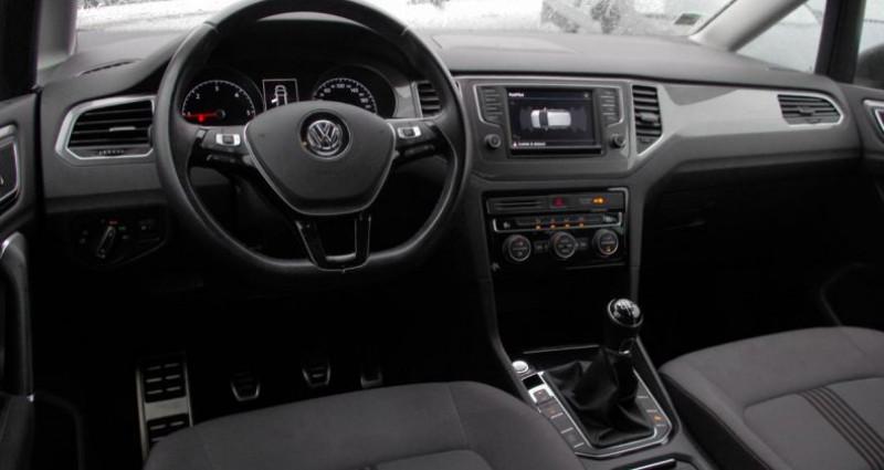 Volkswagen Golf Sportsvan 1.6 TDI 110 BLUEMOTION TECHNOLOGY ALLSTAR Gris occasion à Chambourcy - photo n°2
