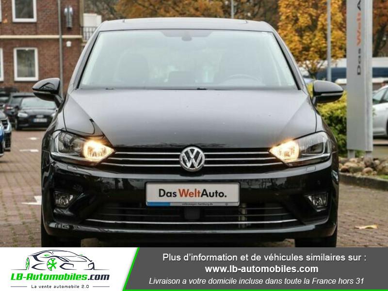 Volkswagen Golf Sportsvan 1.6 TDI 110 Noir occasion à Beaupuy - photo n°8