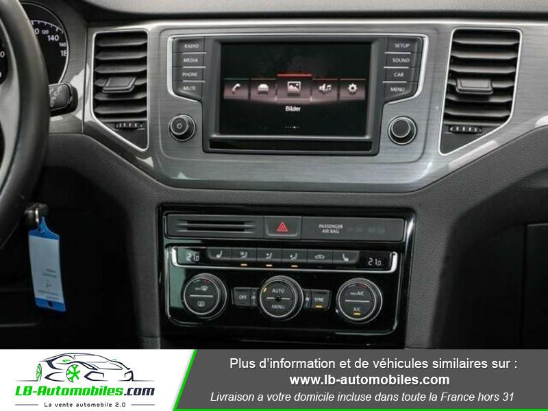 Volkswagen Golf Sportsvan 1.6 TDI 110 Noir occasion à Beaupuy - photo n°6