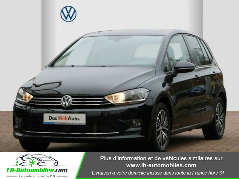 Volkswagen Golf Sportsvan 1.6 TDI 110 Noir occasion à Beaupuy