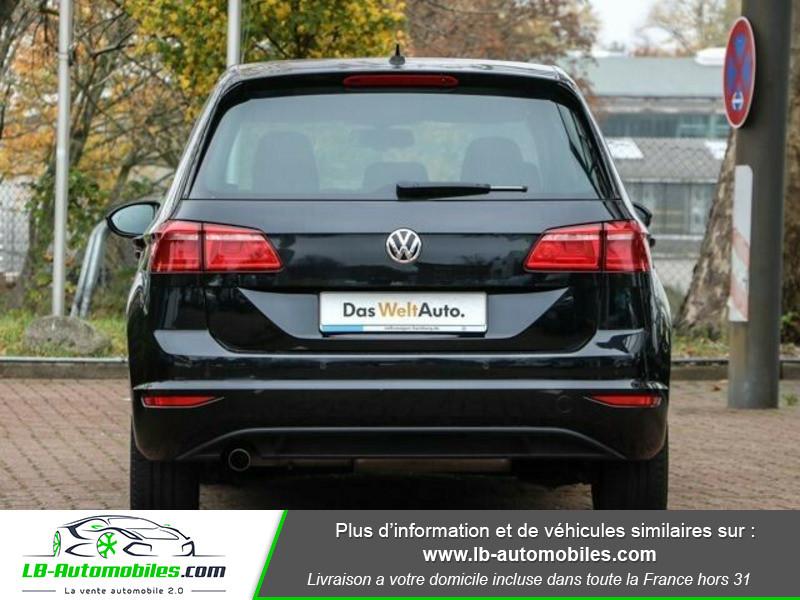Volkswagen Golf Sportsvan 1.6 TDI 110 Noir occasion à Beaupuy - photo n°9