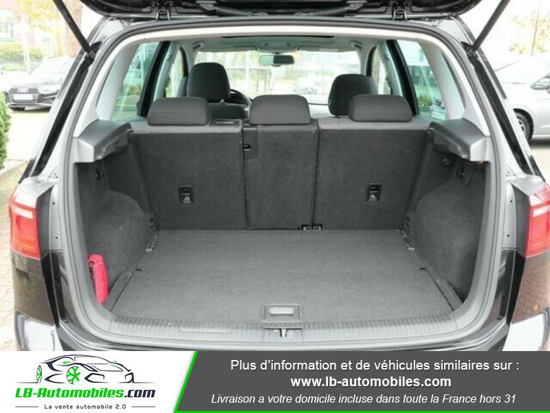 Volkswagen Golf Sportsvan 1.6 TDI 110 Noir occasion à Beaupuy - photo n°10