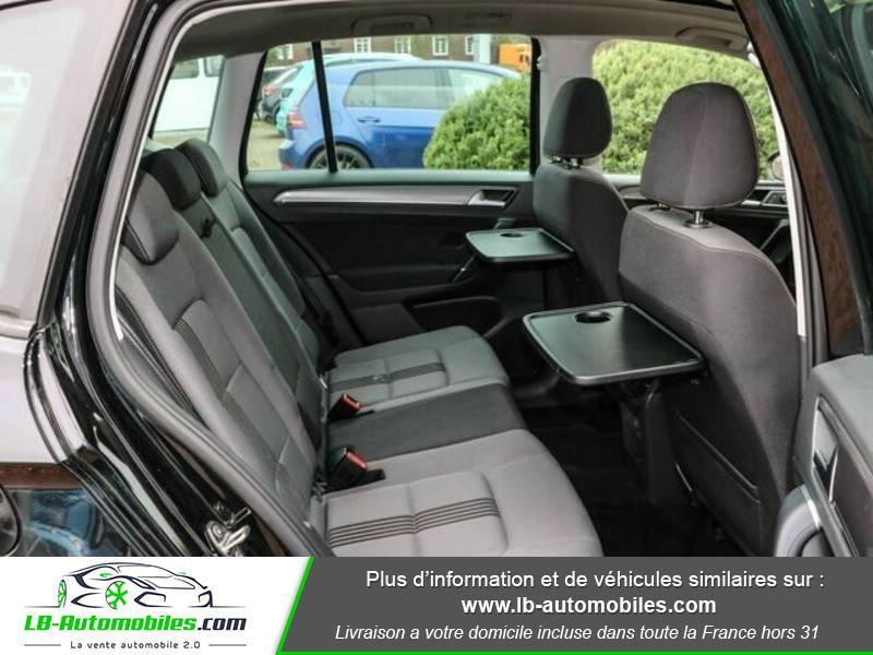 Volkswagen Golf Sportsvan 1.6 TDI 110 Noir occasion à Beaupuy - photo n°5
