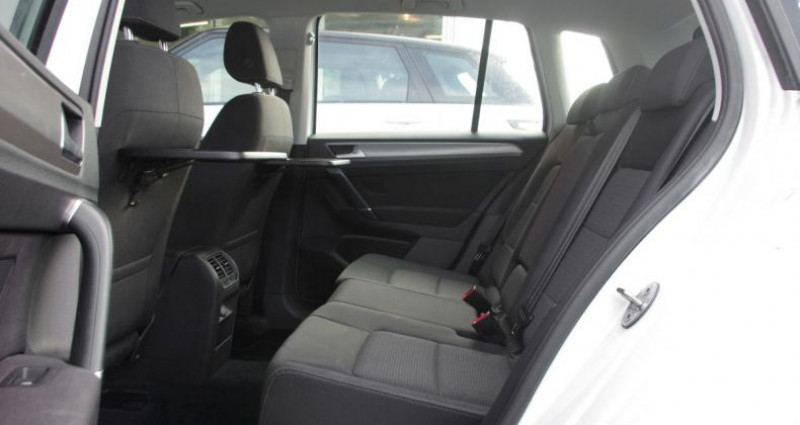 Volkswagen Golf Sportsvan 1.6 TDI 115 BLUEMOTION TECHNOLOGY CONFORTLINE Blanc occasion à Chambourcy - photo n°4
