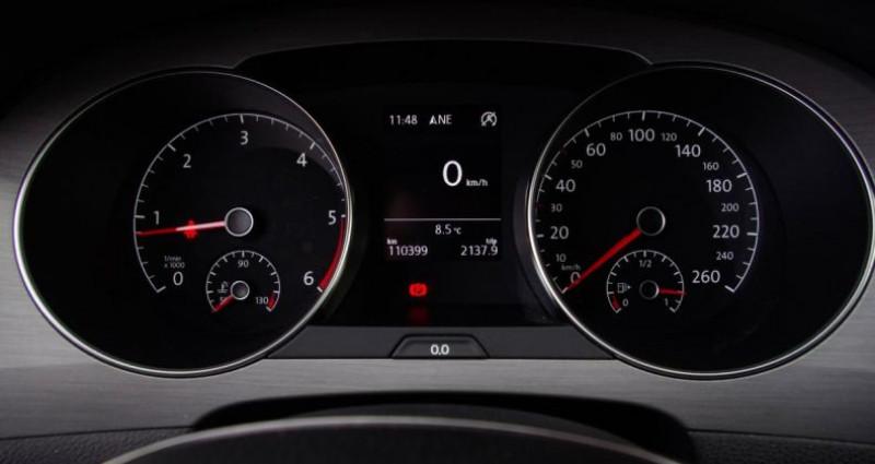 Volkswagen Golf Sportsvan 1.6 TDI 115 BLUEMOTION TECHNOLOGY CONFORTLINE Blanc occasion à Chambourcy - photo n°5