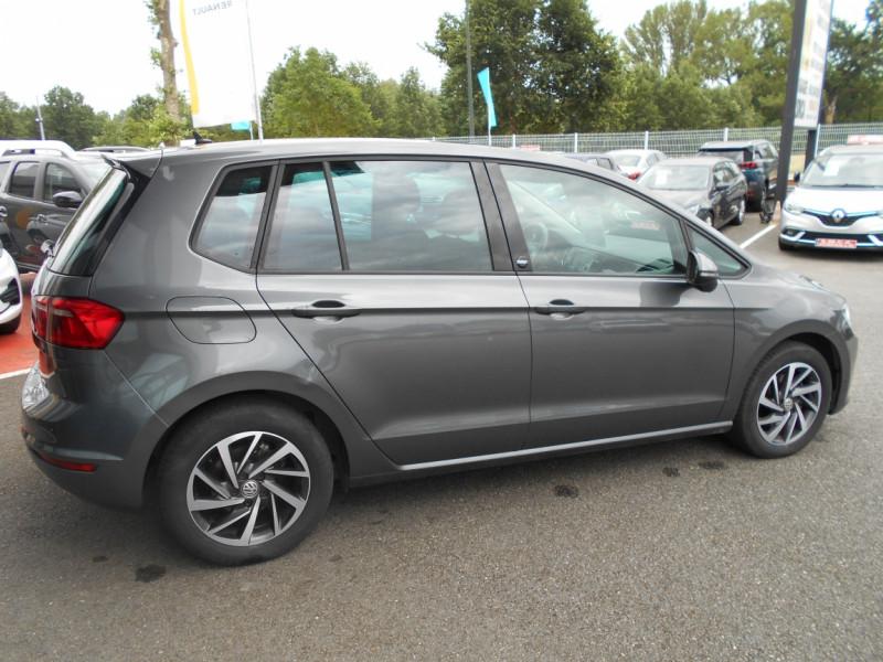 Volkswagen Golf Sportsvan 1.6 TDI 115 FAP BMT Sound Gris occasion à Bessières - photo n°5