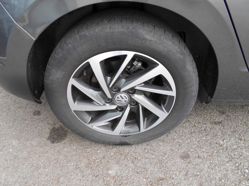 Volkswagen Golf Sportsvan 1.6 TDI 115 FAP BMT Sound Gris occasion à Bessières - photo n°7