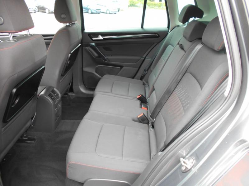 Volkswagen Golf Sportsvan 1.6 TDI 115 FAP BMT Sound Gris occasion à Bessières - photo n°8