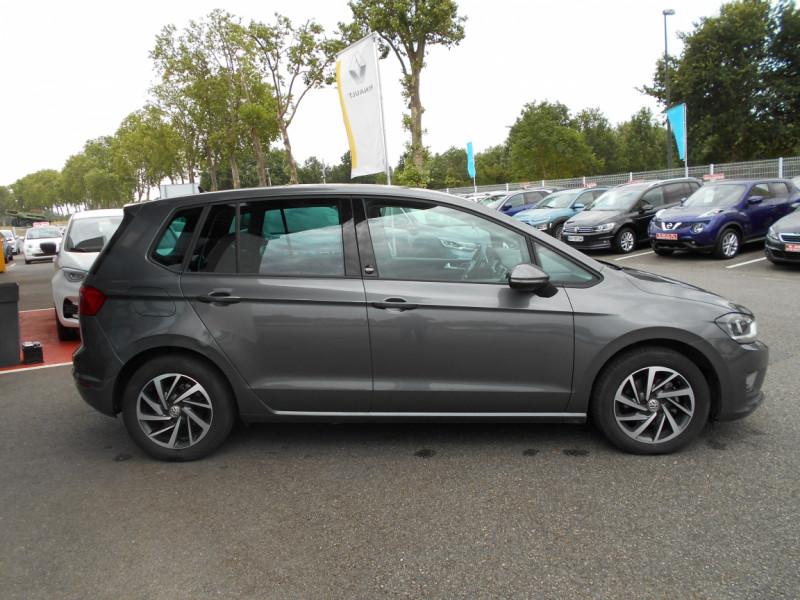 Volkswagen Golf Sportsvan 1.6 TDI 115 FAP BMT Sound Gris occasion à Bessières - photo n°2
