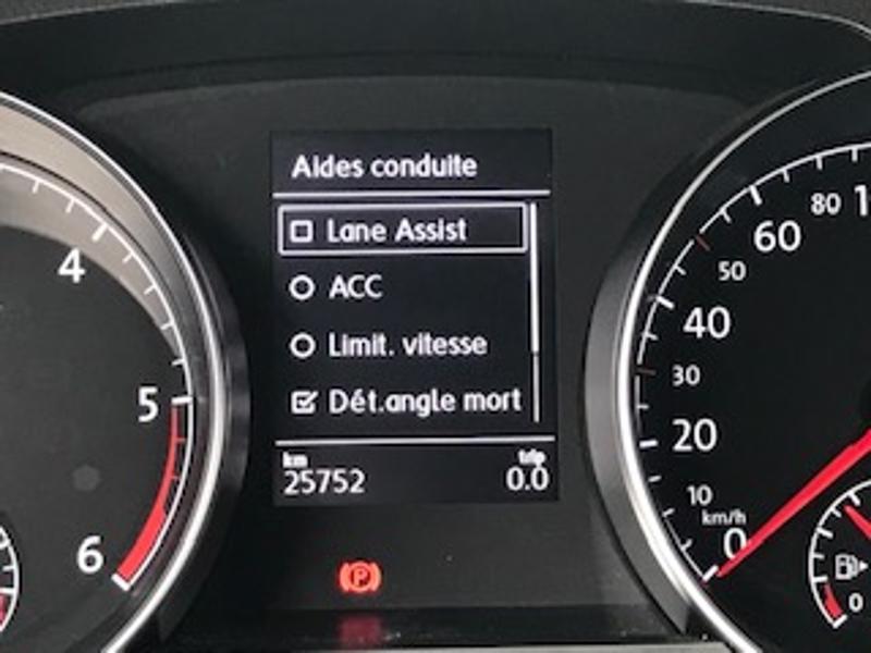 Volkswagen Golf Sportsvan 1.6 TDI 115ch BlueMotion Technology FAP IQ.Drive Euro6d-T Argent occasion à LESCAR - photo n°16