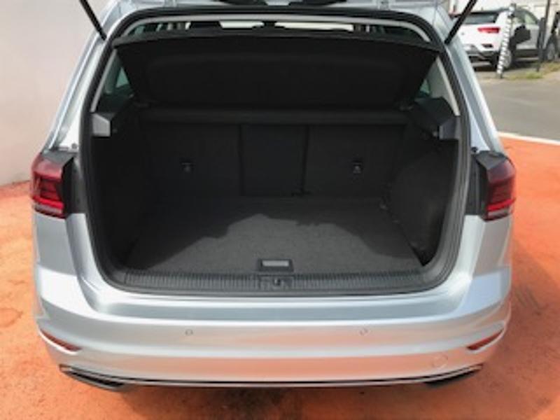 Volkswagen Golf Sportsvan 1.6 TDI 115ch BlueMotion Technology FAP IQ.Drive Euro6d-T Argent occasion à LESCAR - photo n°19