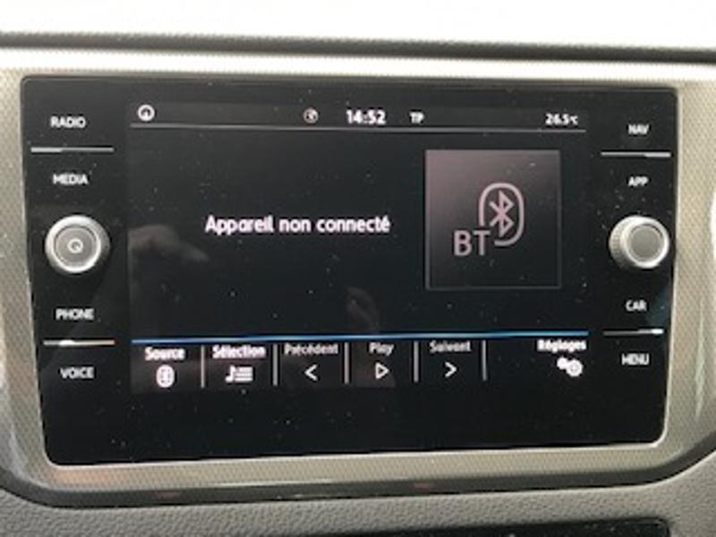 Volkswagen Golf Sportsvan 1.6 TDI 115ch BlueMotion Technology FAP IQ.Drive Euro6d-T Argent occasion à LESCAR - photo n°11