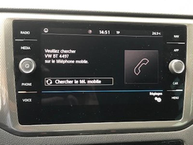 Volkswagen Golf Sportsvan 1.6 TDI 115ch BlueMotion Technology FAP IQ.Drive Euro6d-T Argent occasion à LESCAR - photo n°10