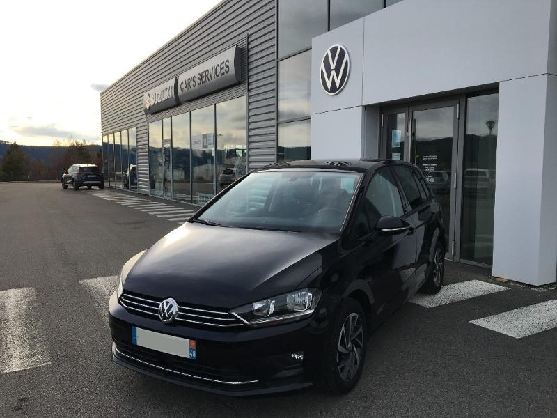 Volkswagen Golf Sportsvan 1.6 TDI 115ch BlueMotion Technology FAP Sound DSG7 Noir occasion à Mende