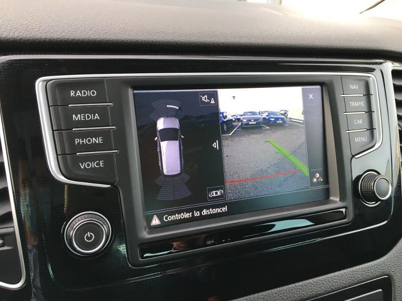 Volkswagen Golf Sportsvan 1.6 TDI 115ch BlueMotion Technology FAP Sound DSG7 Noir occasion à Mende - photo n°9