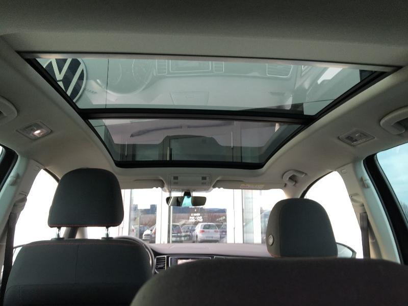 Volkswagen Golf Sportsvan 1.6 TDI 115ch BlueMotion Technology FAP Sound DSG7 Noir occasion à Mende - photo n°12