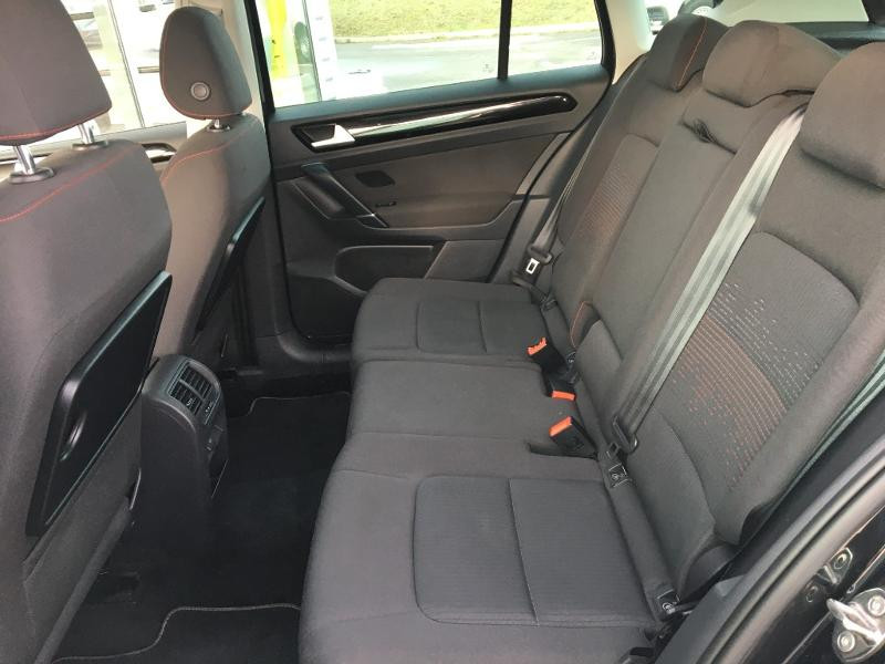Volkswagen Golf Sportsvan 1.6 TDI 115ch BlueMotion Technology FAP Sound DSG7 Noir occasion à Mende - photo n°7