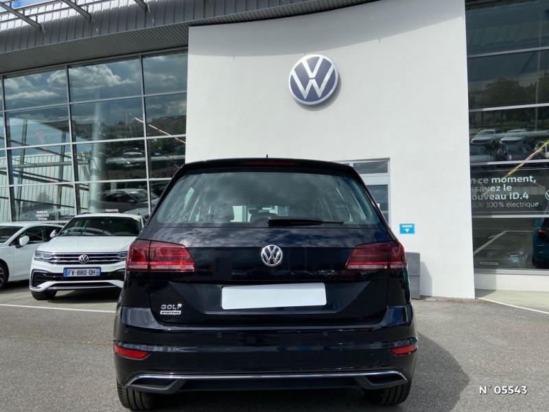 Volkswagen Golf Sportsvan 1.6 TDI 115ch BlueMotion Technology FAP United Euro6d-T Noir occasion à Beauvais - photo n°3