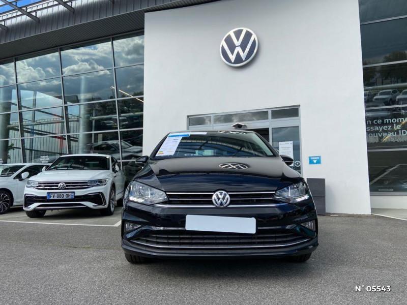Volkswagen Golf Sportsvan 1.6 TDI 115ch BlueMotion Technology FAP United Euro6d-T Noir occasion à Beauvais - photo n°2