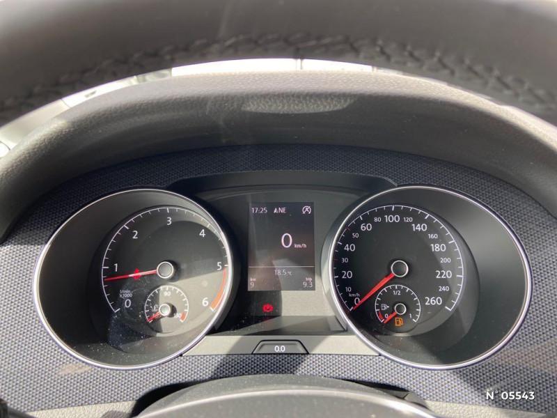 Volkswagen Golf Sportsvan 1.6 TDI 115ch BlueMotion Technology FAP United Euro6d-T Noir occasion à Beauvais - photo n°12