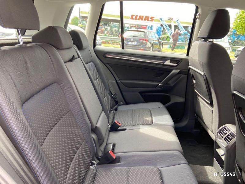Volkswagen Golf Sportsvan 1.6 TDI 115ch BlueMotion Technology FAP United Euro6d-T Noir occasion à Beauvais - photo n°5