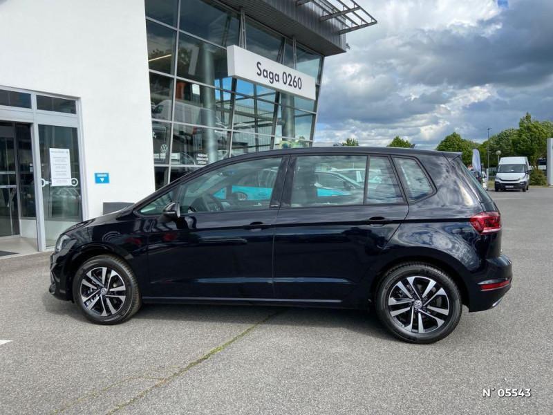 Volkswagen Golf Sportsvan 1.6 TDI 115ch BlueMotion Technology FAP United Euro6d-T Noir occasion à Beauvais - photo n°7