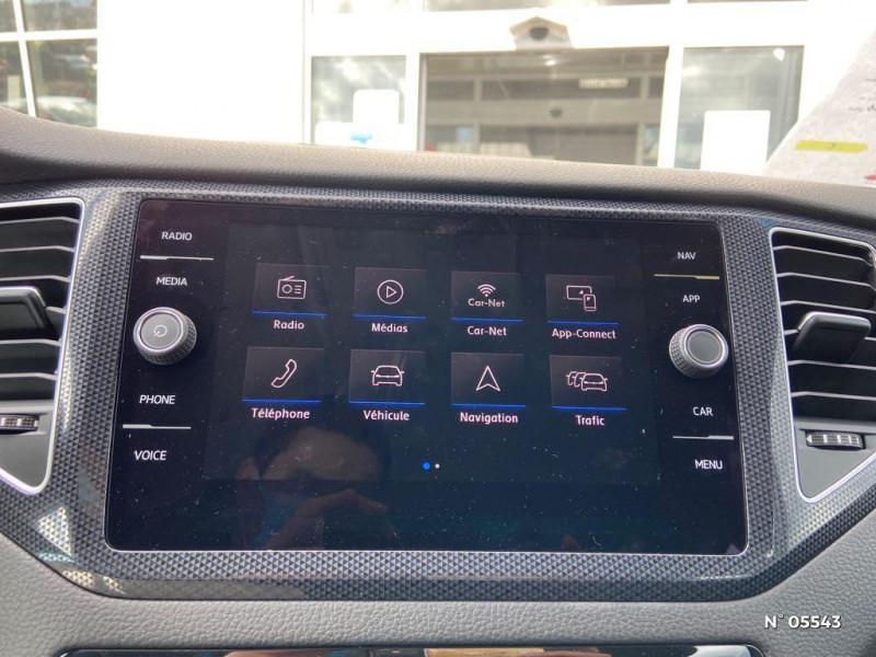 Volkswagen Golf Sportsvan 1.6 TDI 115ch BlueMotion Technology FAP United Euro6d-T Noir occasion à Beauvais - photo n°11