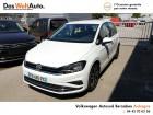 Volkswagen Golf Sportsvan 1.6 TDI 115ch BlueMotion Technology FAP United Euro6d-T Blanc à Aubagne 13