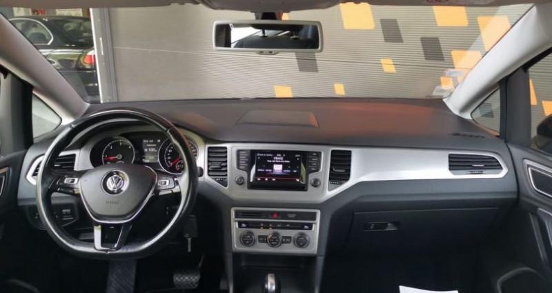 Volkswagen Golf Sportsvan 1.6 TDI Blue Motion DSG7 110 cv entretien complet  occasion à Francin - photo n°5