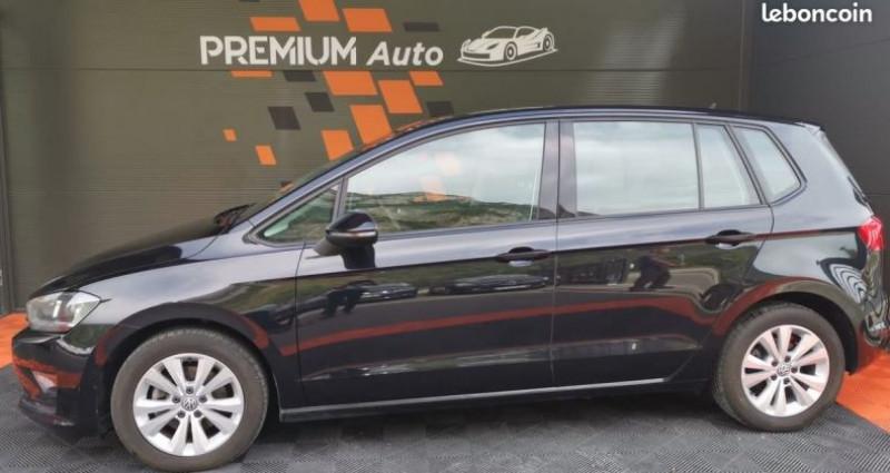 Volkswagen Golf Sportsvan 1.6 TDI Blue Motion DSG7 110 cv entretien complet  occasion à Francin - photo n°3