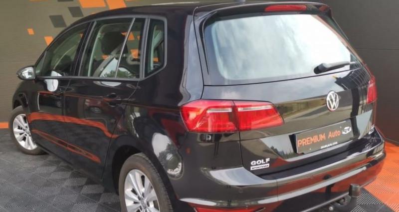 Volkswagen Golf Sportsvan 1.6 TDI Blue Motion DSG7 110 cv entretien complet  occasion à Francin - photo n°4