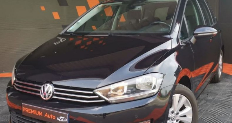 Volkswagen Golf Sportsvan 1.6 TDI Blue Motion DSG7 110 cv entretien complet  occasion à Francin