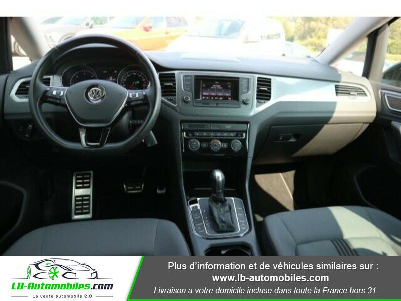 Volkswagen Golf Sportsvan 2.0 TDI 150 DSG Noir occasion à Beaupuy - photo n°2