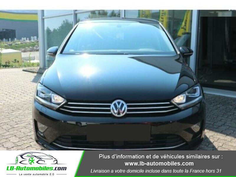 Volkswagen Golf Sportsvan 2.0 TDI 150 DSG Noir occasion à Beaupuy - photo n°8
