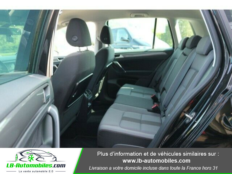 Volkswagen Golf Sportsvan 2.0 TDI 150 DSG Noir occasion à Beaupuy - photo n°5