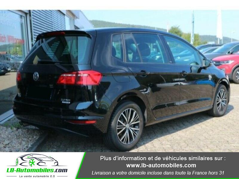 Volkswagen Golf Sportsvan 2.0 TDI 150 DSG Noir occasion à Beaupuy - photo n°3