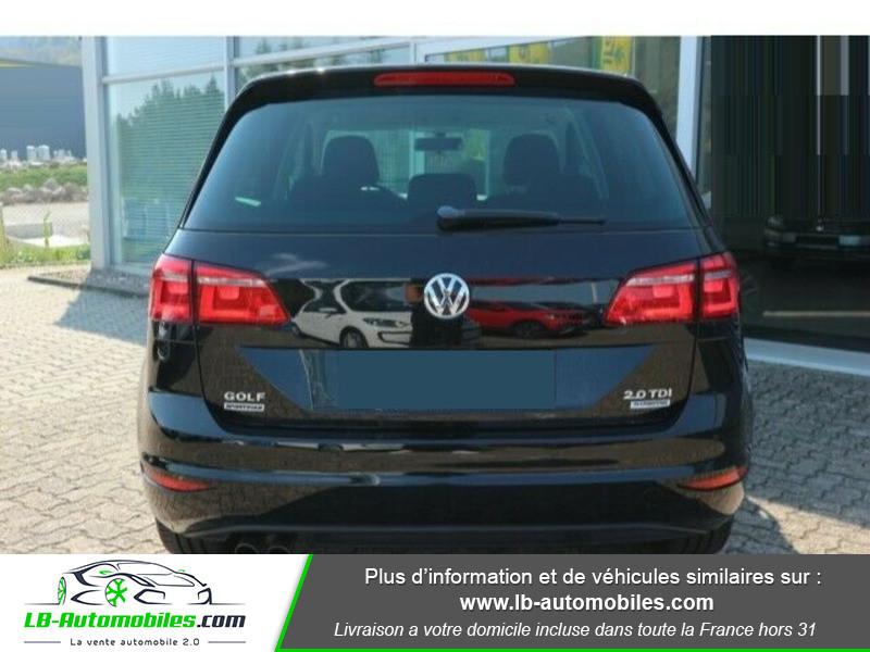 Volkswagen Golf Sportsvan 2.0 TDI 150 DSG Noir occasion à Beaupuy - photo n°9