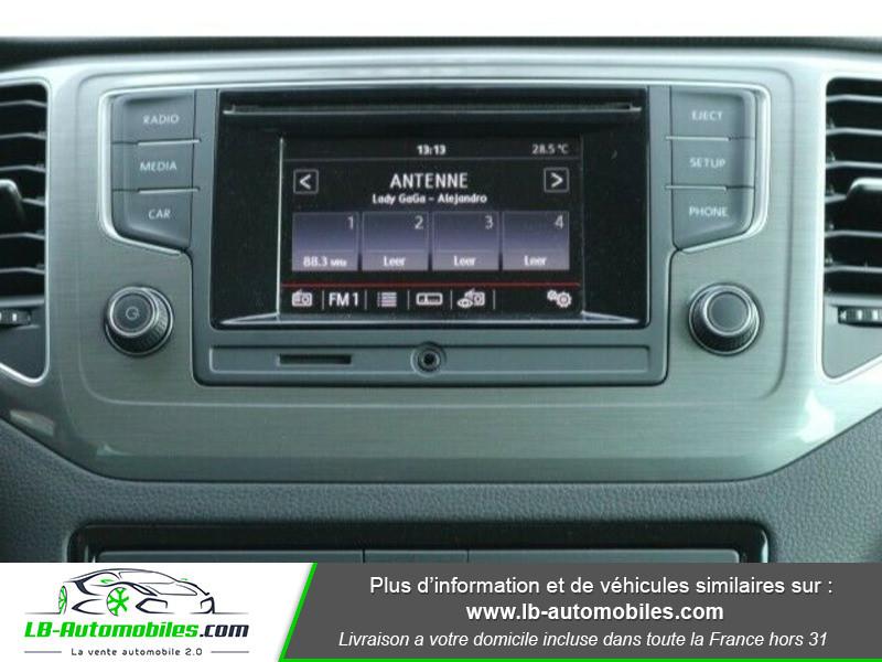 Volkswagen Golf Sportsvan 2.0 TDI 150 DSG Noir occasion à Beaupuy - photo n°6