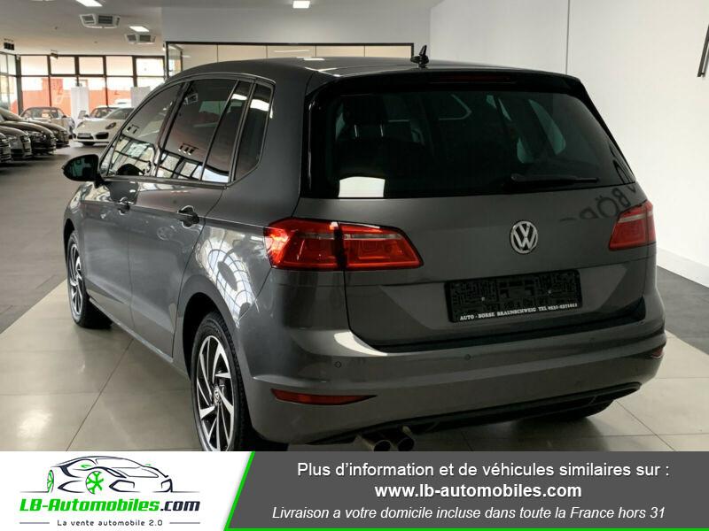 Volkswagen Golf Sportsvan 2.0 TDI 150 Gris occasion à Beaupuy - photo n°9