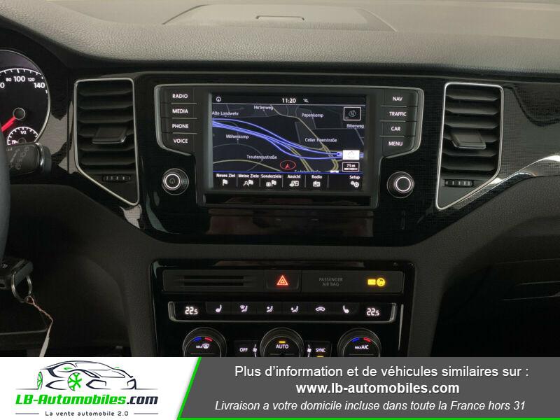 Volkswagen Golf Sportsvan 2.0 TDI 150 Gris occasion à Beaupuy - photo n°7