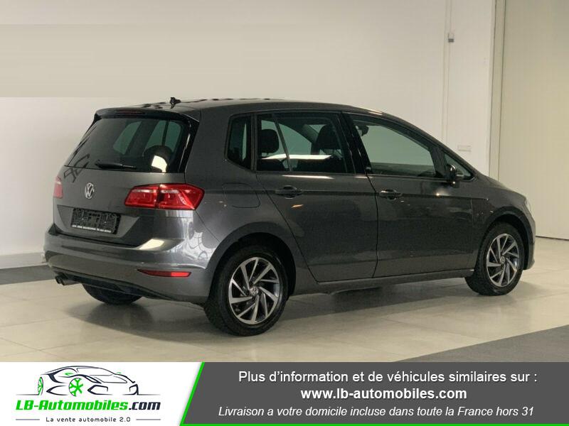 Volkswagen Golf Sportsvan 2.0 TDI 150 Gris occasion à Beaupuy - photo n°2